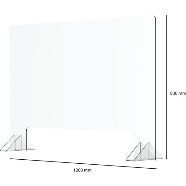 Acrylic Guards 1200 x 800 x 5mm