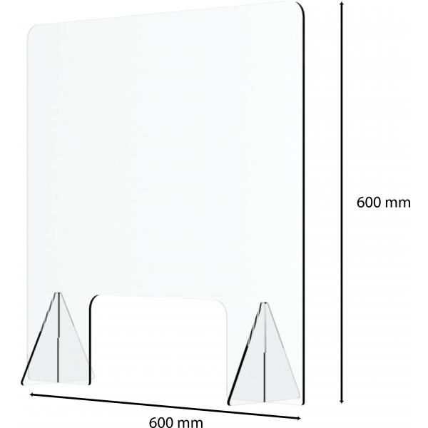 Acrylic Guards 600 x 600 x 5mm